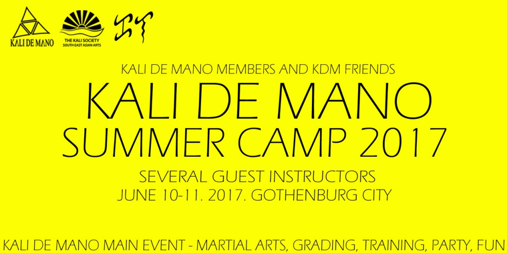 SUMMER-TRAINING-KDM-version-2-2017